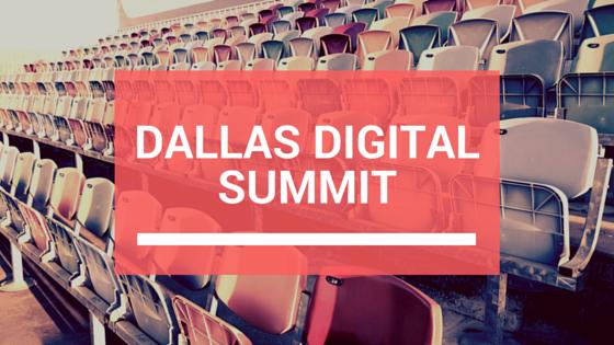 2 Takeaways From Rob's Digital Summit Presentation