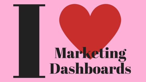Why CMOs Love Marketing Dashboards