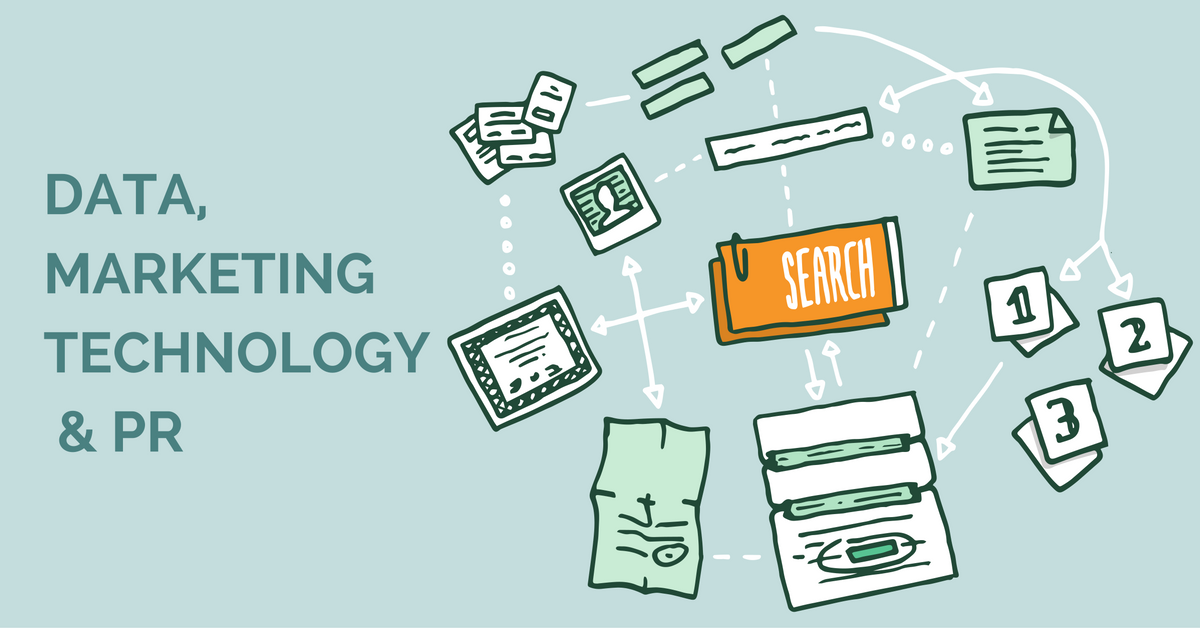 How Data & Marketing Technology Have Affected PR