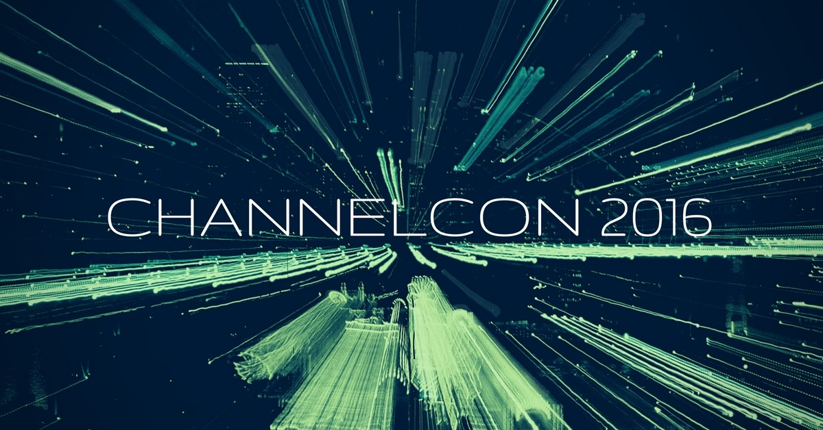 Rob Talks About The Future Of IT At ChannelCon 2016