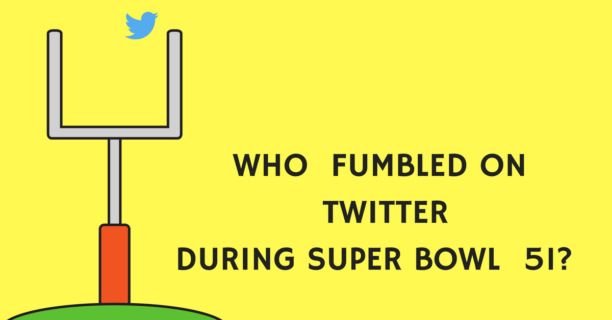 What We Learned About Super Bowl 51 Ads From Twitter