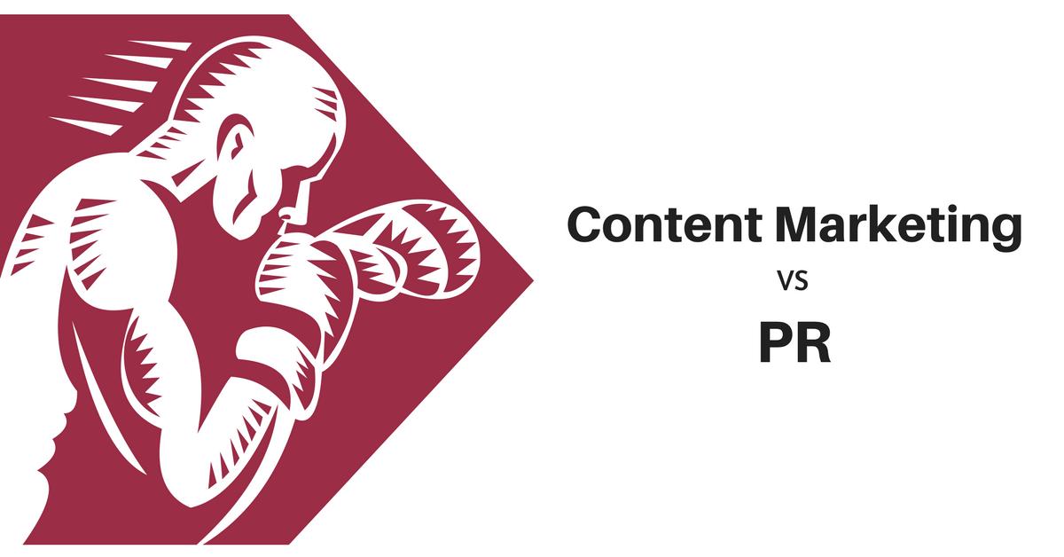 Is Content Marketing Dissolving Or Strengthening PR?