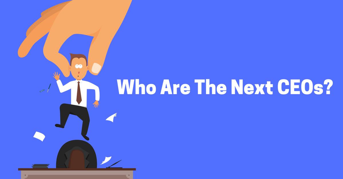 CMOs Make The Best CEOs