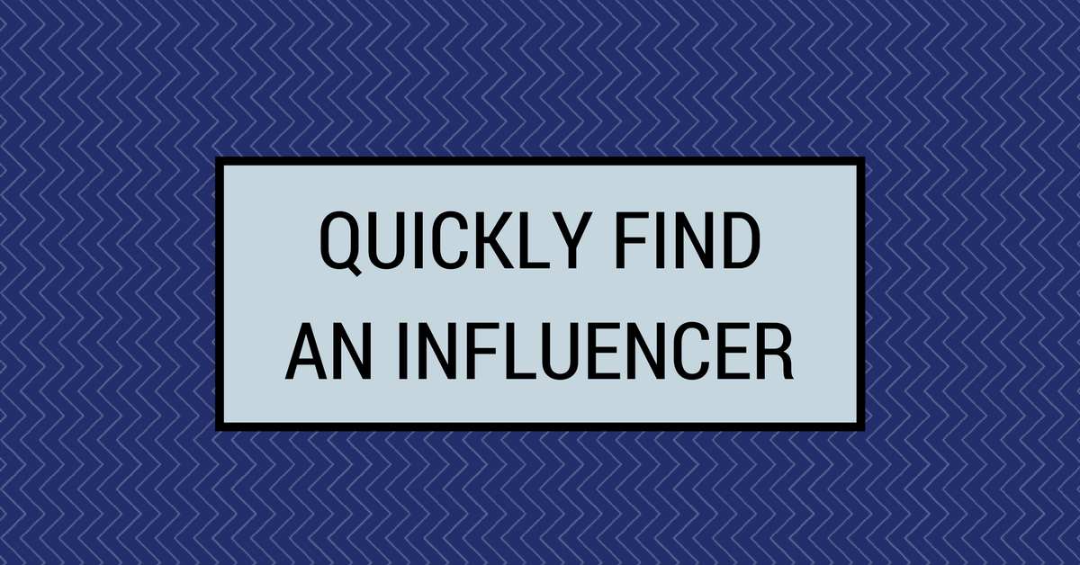 How To identify Influencers With Converge