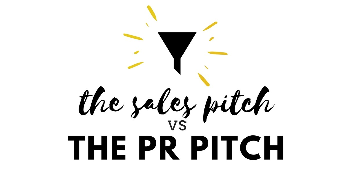 What Your PR Team Can Learn From Sales