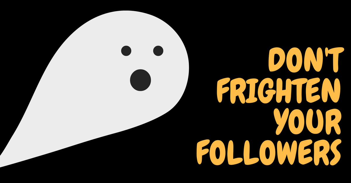 Are You Tricking Or Treating Your Audience On Social?