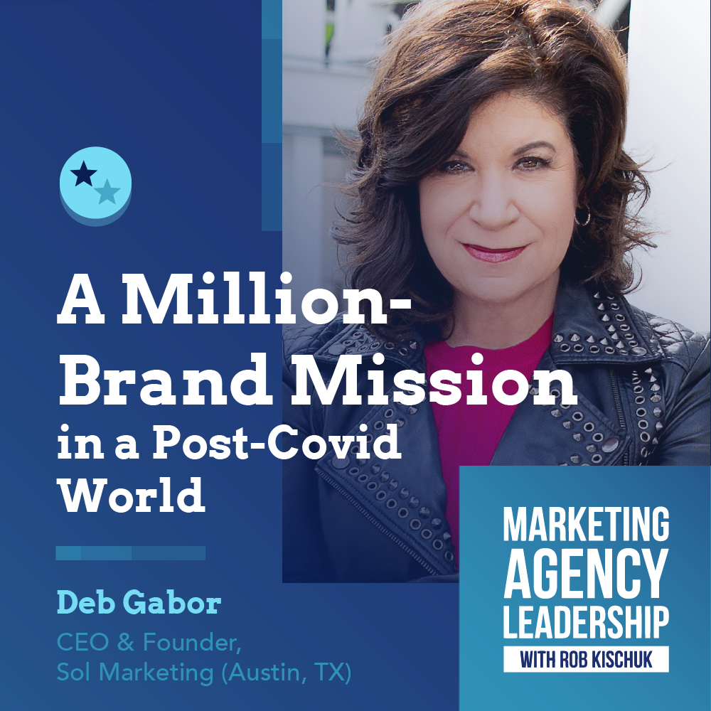 A Million-Brand Mission in a Post-Covid World