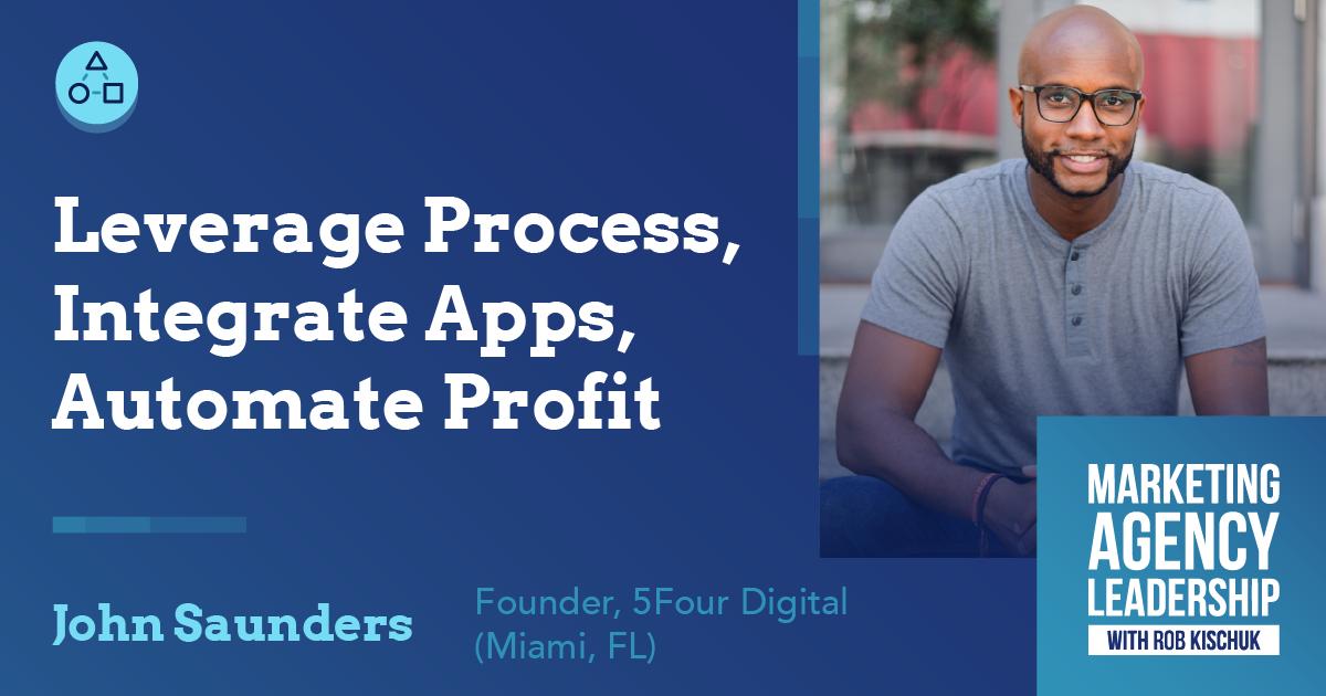 Leverage Process, Integrate Apps, Automate Profit