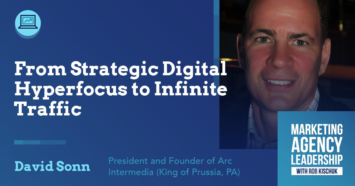 From Strategic Digital Hyper Focus to Infinite Traffic