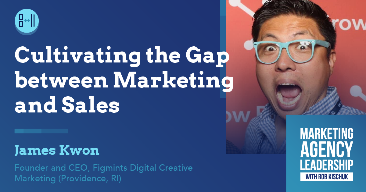 Cultivating the Gap between Marketing and Sales