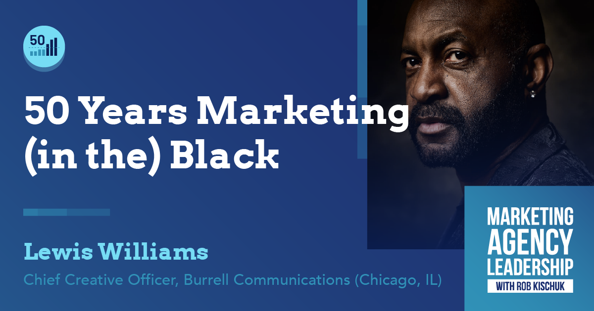 50 Years Marketing (in the) Black