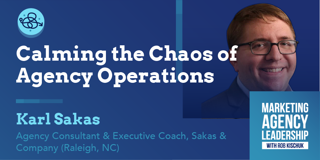 Calming the Chaos of Agency Operations
